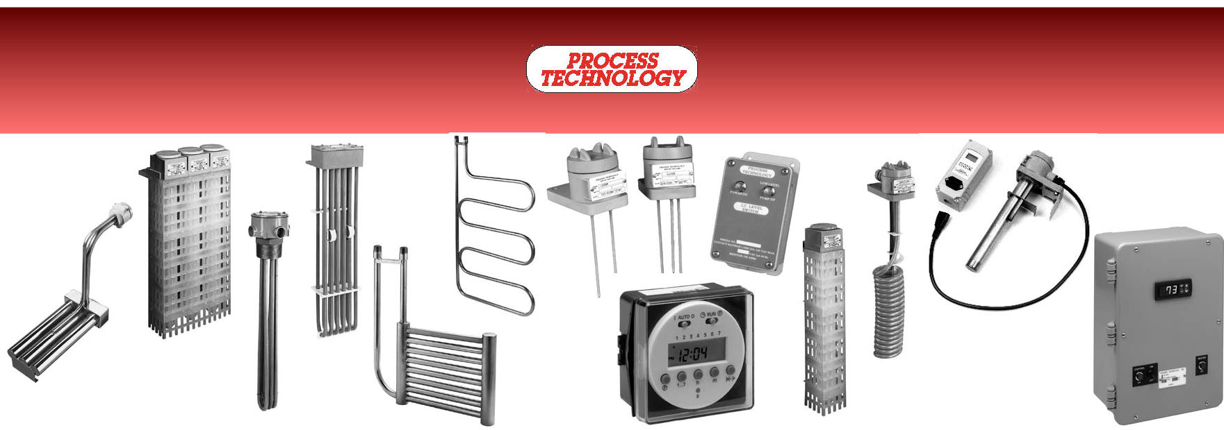 Process Technology Immersion Heaters